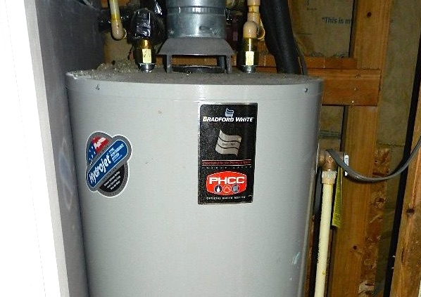 Bradford Water Heater >> How Do I Tell The Age Of A Bradford White Water Heater From