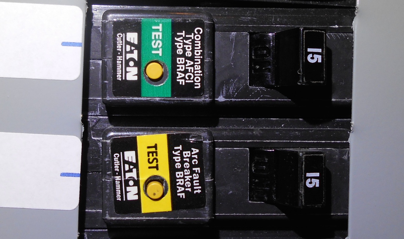 Can You Replace An Afci Breaker With A Cafci Arc Fault Circuit Interrupters Afcis