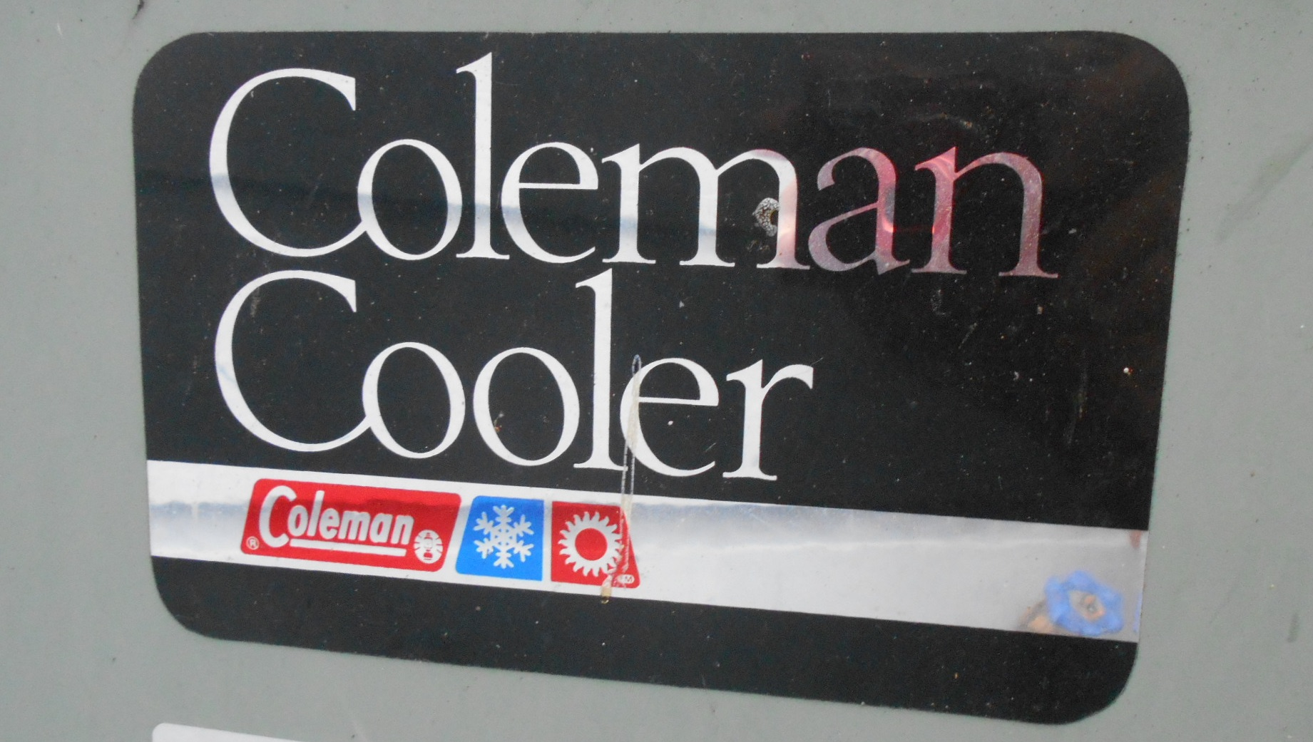 How can I tell the age of a Coleman or Coleman-Evcon air