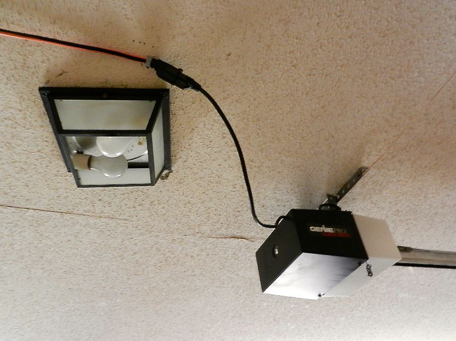 Can I Use Extension Cord For Garage Door Opener