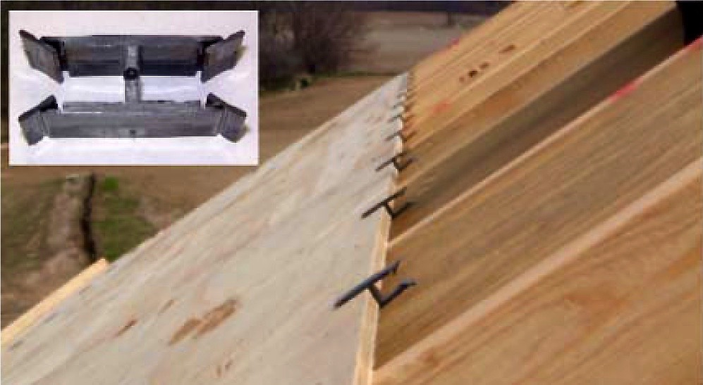 Are H Clips Required By The Building Code For Roof Sheathing