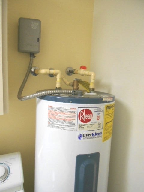 Is a double heating element water heater better than a