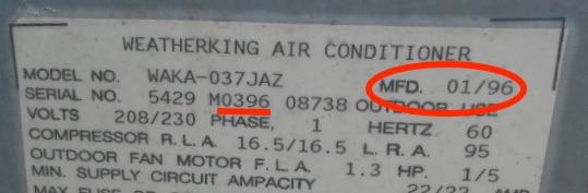 Weatherking Air Conditoner Heat Pump