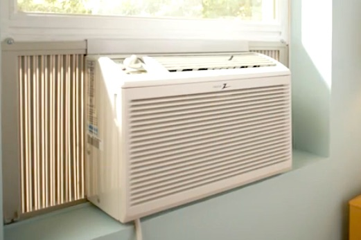 Can I run a window air conditioner on a portable generator?